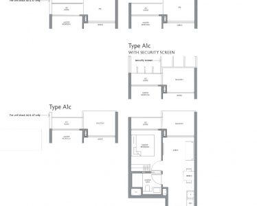 fourth-avenue-residences-floorplan-1bedroom-a1c