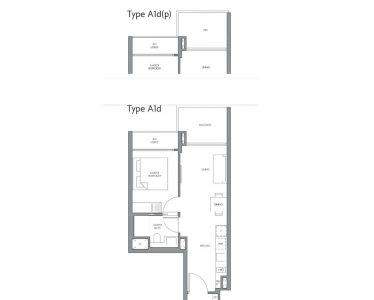 fourth-avenue-residences-floorplan-1bedroom-a1d