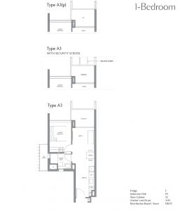 fourth-avenue-residences-floorplan-1bedroom-a3