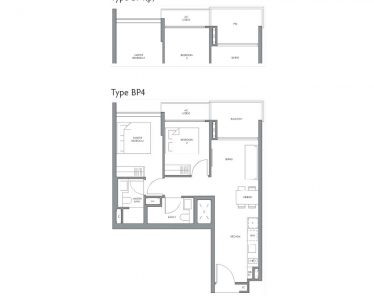fourth-avenue-residences-floorplan-2bedroom-premium-bp4