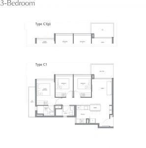 fourth-avenue-residences-floorplan-3bedroom-c1