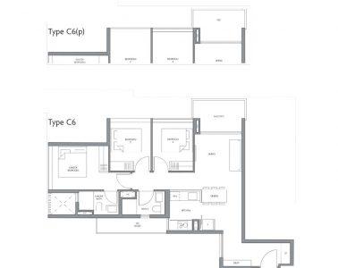 fourth-avenue-residences-floorplan-3bedroom-c6