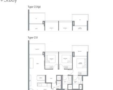 fourth-avenue-residences-floorplan-3bedroom-study-cs1