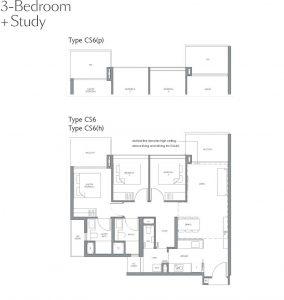 fourth-avenue-residences-floorplan-3bedroom-study-cs6