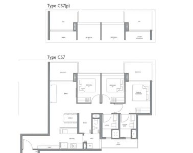 fourth-avenue-residences-floorplan-3bedroom-study-cs7