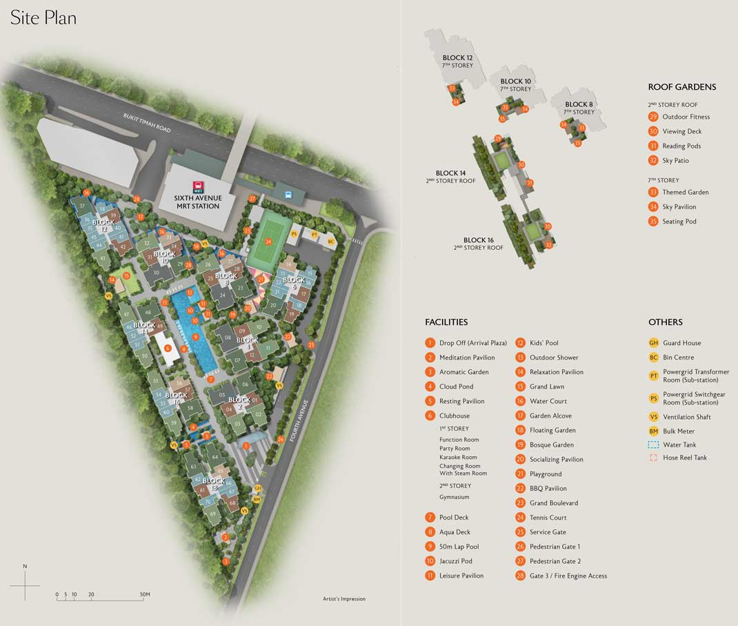the-fourth-avenue-residences-site-plan