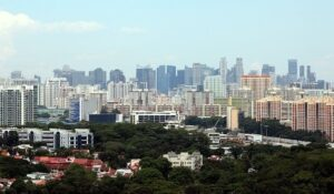 The price increase in residential properties was mainly driven by non-landed properties in the Rest of Central Region (RCR) and Core Central Region (CCR), observes Christine Sun